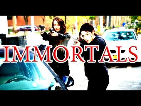 Shaw & Root || Immortals (Person of interest)