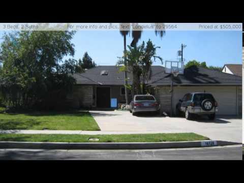 16120 Londelius St., North Hills, CA 91343