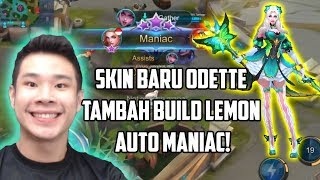 Video SKIN BARU ODETTE +BUILD LEMON = AUTO MANIAC!! MP3, 3GP, MP4, WEBM, AVI, FLV September 2018