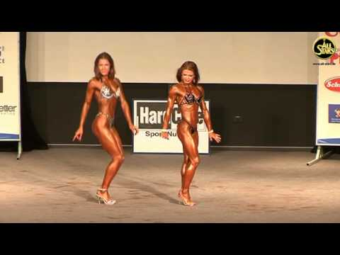 Junior Women`s Bodyfitness, overall Final