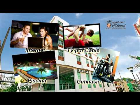 Hotel Hacaritama Colonial - Video