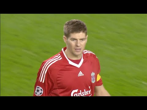 The Day Steven Gerrard Destroyed Real Madrid