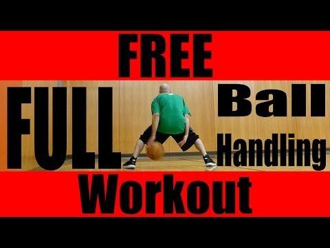 "Free ""Basketball Ball Handling Workout"" – Get Kyrie Irving Handles!"