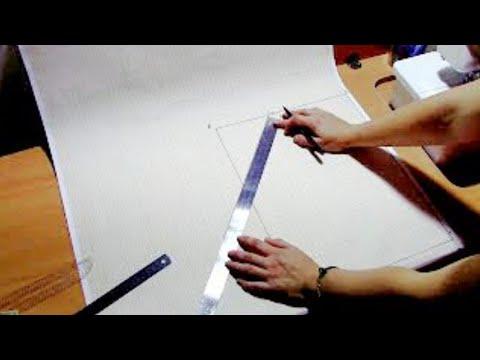 Школьная форма/ Выкройка сарафана видео