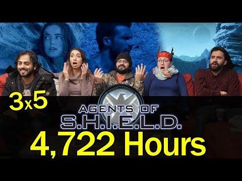 Agents of Shield - 3x5 4,722 Hours - Group Reaction