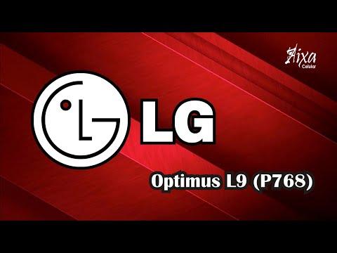 LG Optimus L9 P768