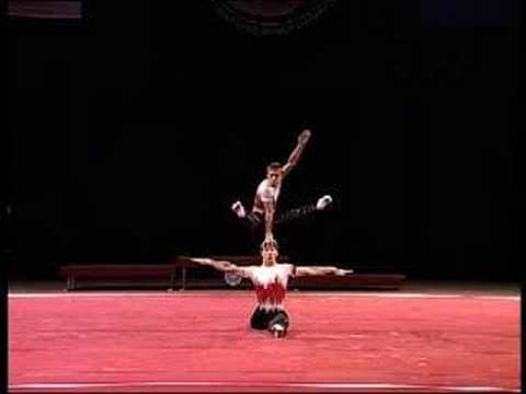 Video de acrobacias increibles