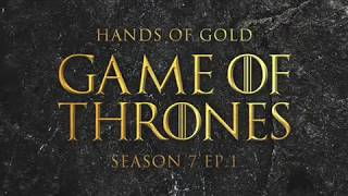 Ed Sheeran Hands of Gold Lyrics Video Game of Thrones S07E01 ft. Peter Hollens As the song centres around Arya -- one of the ...