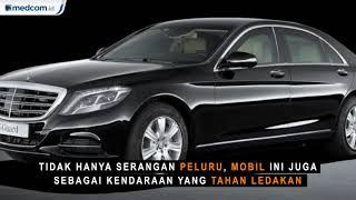 Video Mobil Dinas Baru untuk Presiden Jokowi MP3, 3GP, MP4, WEBM, AVI, FLV September 2019