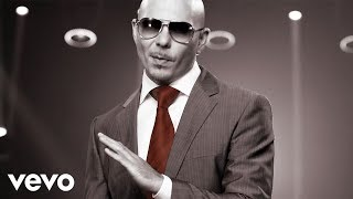 Pitbull ft. Christina Aguilera「Feel This Moment」