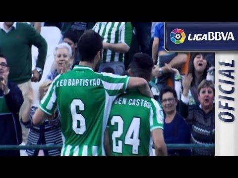 Edición limitada: Real Betis (2-0) Getafe CF - HD (видео)