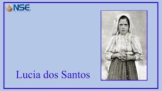Santos como tú y como yo - Lucia de Jesús