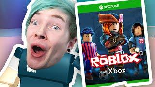 ROBLOX ON XBOX!!