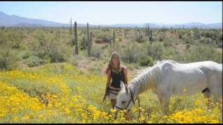 Linny Kenney and her Arabian horse, Sojourner, are riding across America in celebration of family and overcoming difficult times.