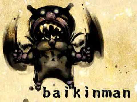 「アンパンマンの登場キャラをストリートファイター風に描いたオープニングムービー。」のイメージ