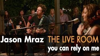 "Jason Mraz - ""You Can Rely On Me"" (Live @ Mraz Organics' Avocado Ranch)"