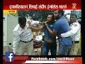Nagpur | Bike Rider Beat Traffic Police
