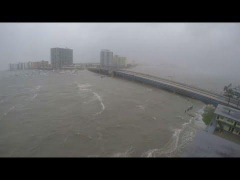Ураган «Ирма» обрушился на Флориду и Майами (видео)