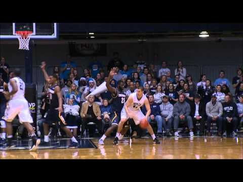 Butler Men's Basketball Highlights vs. Chattanooga