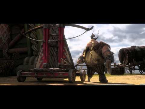 How to Train Your Dragon 2 (Clip 'Black Sheep')