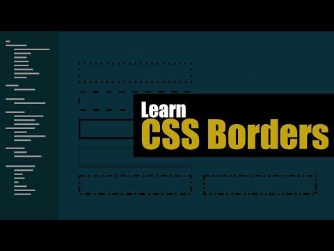 Understanding Borders in HTML | Eduonix