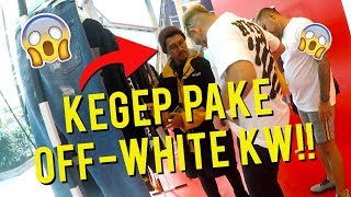 Video PAKE OFF-WHITE KW 80 RIBUAN KE OFF-WHITE STORE MALAYSIA!! MALU ABIS KEGEP!! MP3, 3GP, MP4, WEBM, AVI, FLV Oktober 2018