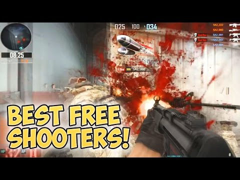 Top 5 Free to Play FPS Games 2016