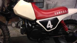 8. Yamaha PW50 for sale