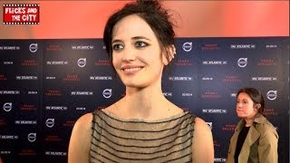 Eva Green Interview - Penny Dreadful&Sin City 2 A Dame To Kill For