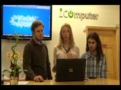 video:iComputer TV Presents Windows 8