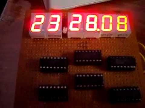 Arduino LED Matrix Tutorial - DarkBlueBitcom