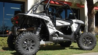 6. 2015 Polaris RZR XP 1000 EPS