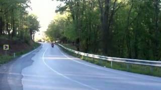 9. BMW K1200LT Curve -1