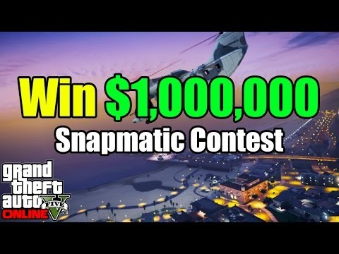 Taking - GTA Online Money Contest! Win $1000000 In GTA Online by taking a picture of a cargo bob! Subscribe today for More http://bit.ly/SUBSCRIBETODAY http://Facebook.com/JoblessGamers http://Twitter.com...