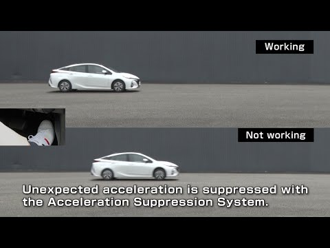 Plus Support (Acceleration Suppression System)