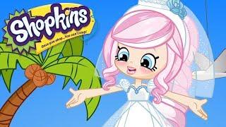 SHOPKINS - THE BRIDE | Cartoons For Kids | Toys For Kids | Shopkins Cartoon