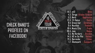 Video TRIPLE TOUR 2016 (Pozvánka)