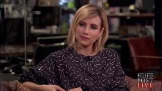 Emma Roberts On Sex Scenes With James Franco