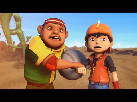 Boboiboy First Mission In Tapops