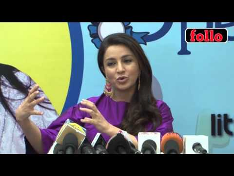 Tisca Chopra On Big Spell Bee!