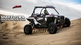 9. SHAKEDOWN: 2014 POLARIS RZR XP1000