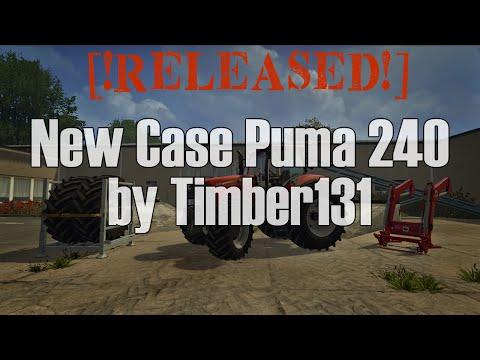 Case Puma 240 CVX Set v1.2