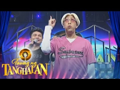 Tawag ng Tanghalan: Vice  pokes fun at basketball players