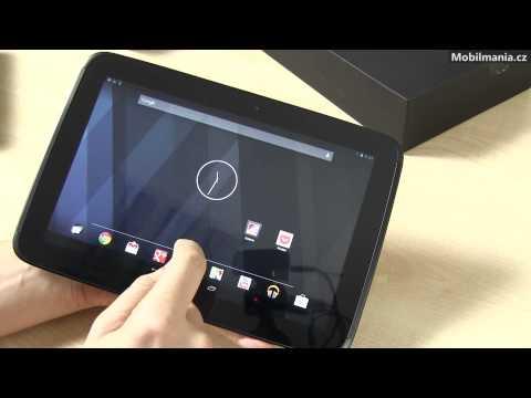 Tablet Google Nexus 10