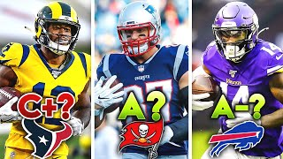 Grading the NFL's BIGGEST Trades of the 2020 Offseason by Total Pro Sports