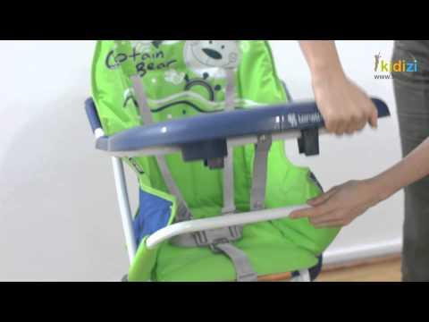 Prezentare video Bertoni-Lorelli scaun masa Bravo