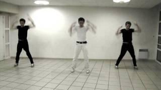 JUDAS (FULL Choreography) - LADY GAGA
