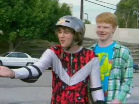 Zeke i Luther S01E15 Rollerdorks part 3/3 PL