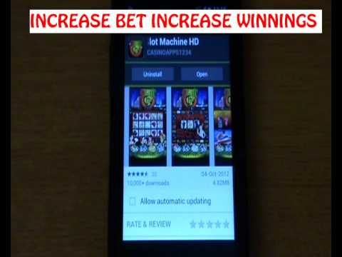 Video of Atlantic City Slot Machine HD
