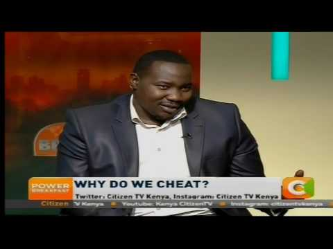 MAN CAVE: Comedian Pastor Kuria talks about cheating in marriage